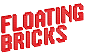 Floating Bricks Logo